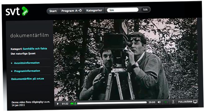 Dokumentar Om Filmfotografen Jorgen Persson Fotosidan