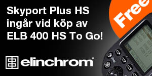 Elinchrom ELB 400 Hi-Sync Promotion