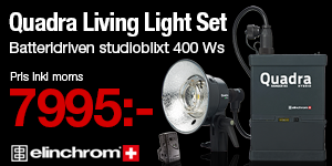 Aifo AB - Elinchrom Quadra Living Light Set