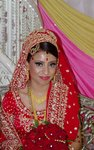 Bangladesh wedding - the bride