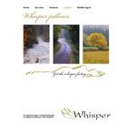 web design Whisper