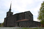 Kyrkan framifr&aring;n