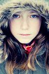 Hilda i vinterns kyla