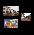 Järnvägshotellets tomt  blev ett Kulturhus