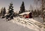 En perfekt vinterdag
