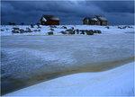 Is och stenlador