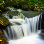 Litet vattenfall
