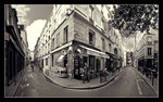 Paris - Rue des Grands Degres