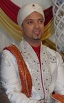 Bangladesh wedding - the groom
