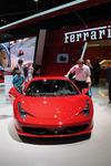 Paris Auto Show 2012 - Ferrari