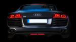 Audi R8 bak