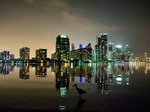 Miami Florida by night 3