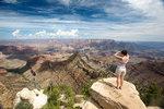 Jag och Grand Canyon