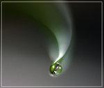 A little drop.Beskuren variant.