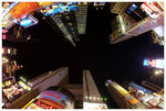 Times square nightsky