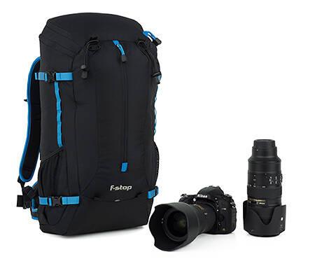 26 liter fotoryggsäck med fäste för snowboard Fotosidan
