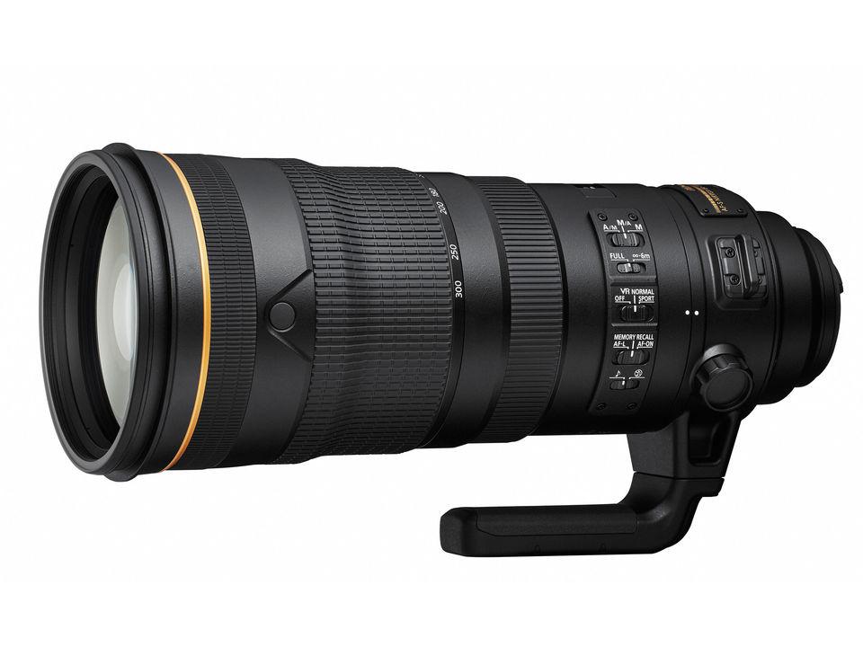 Nikon AF-S Nikkor 120-300 mm f/2,8E FL ED SR VR