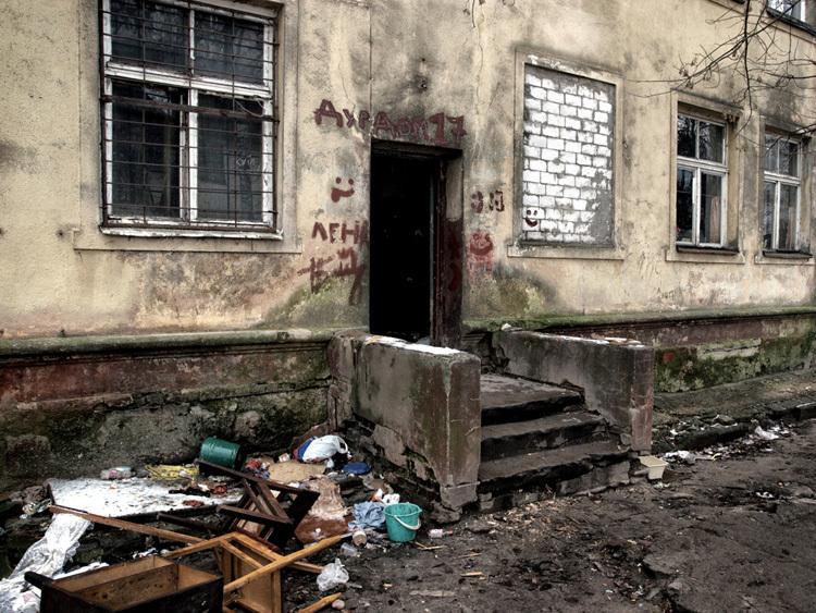 Gratis el till lettlands fattiga