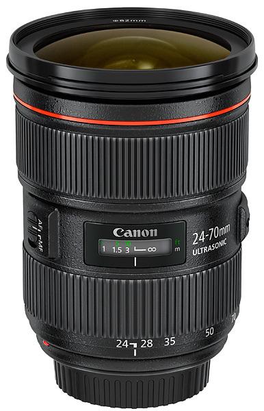 Canon EF 24-70 f2,8 L II USM