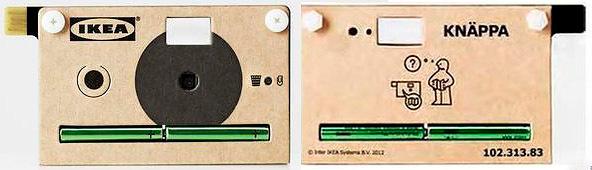 Ikea Kamera