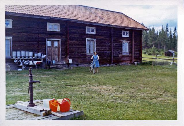 Karin i Springs Andersson påDrabo sommaren1971027