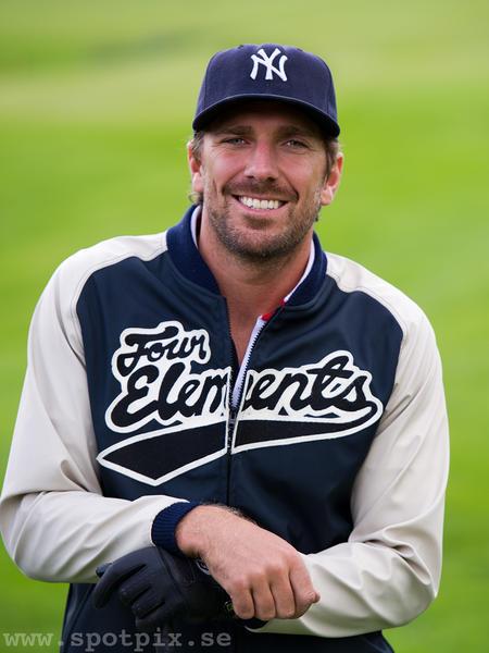 henrik lundqvist golfing