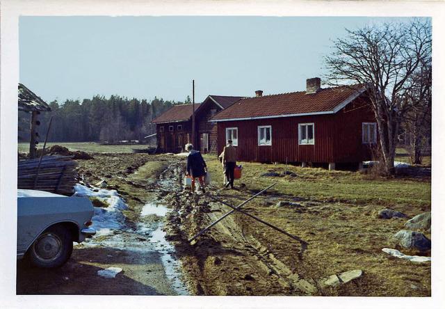Vi flyttar till Drabo sommaren1970040