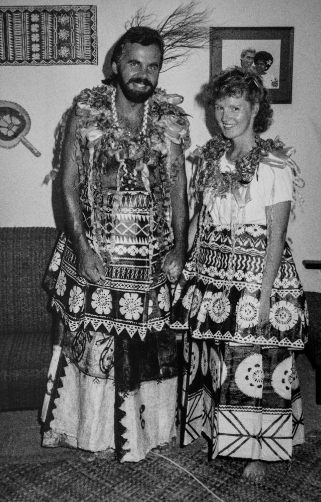 going native in fiji islands