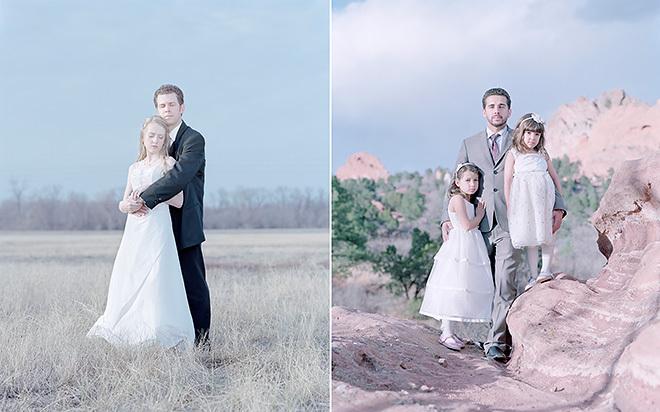 Ensamstående fäder med dejting döttrar