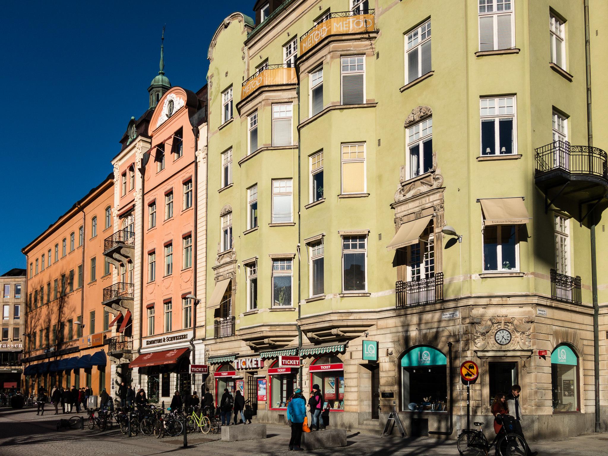 Bra lagd beatiful i Uppsala