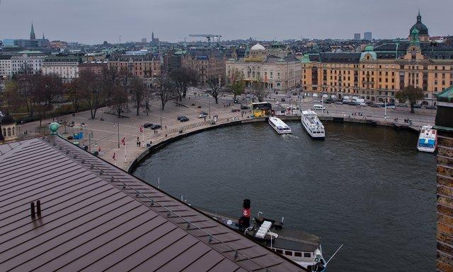 strand hotell stockholm parkering