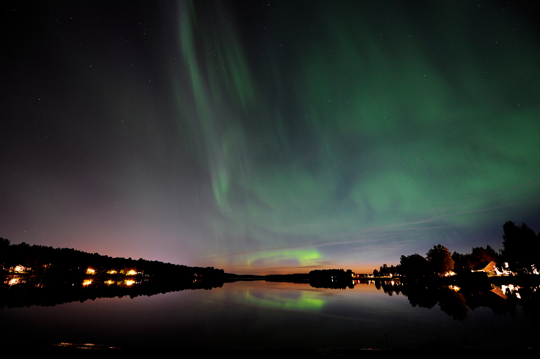 Norrsken över Luleå - Fotosidan a2ff1a5721e84