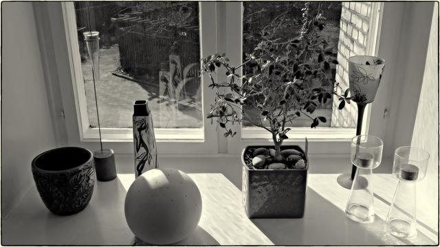 Stilleben i Fönster - Fotosidan