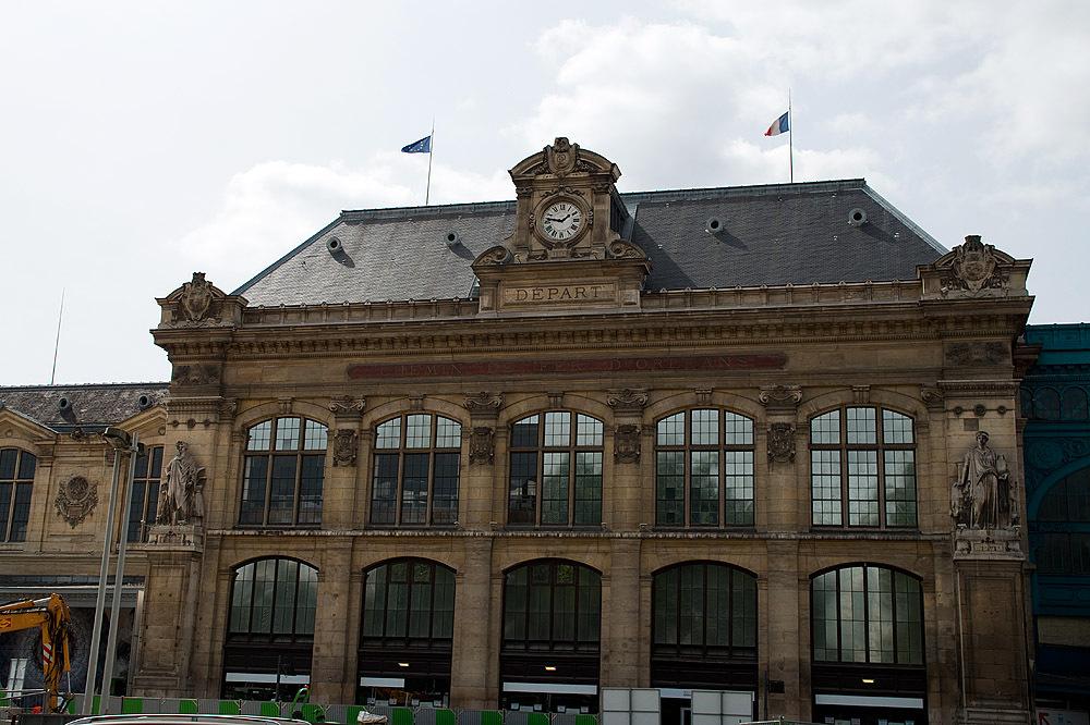 Resan till paris j rnv gsstationer eller gare d 39 austerlitz gare de l 39 est gare du nord - Gare de lyon jardin des plantes ...