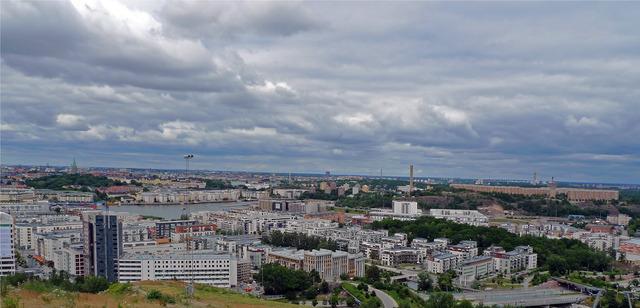 Utsikt mot Kaknästornet P1020291 copy