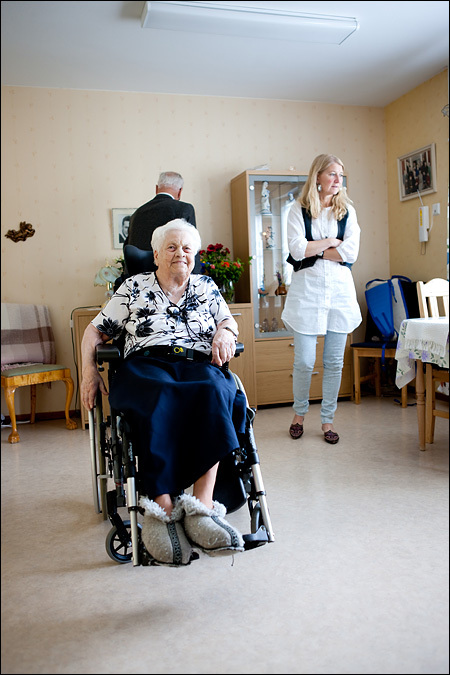 Riktigt gamla farmor jävla