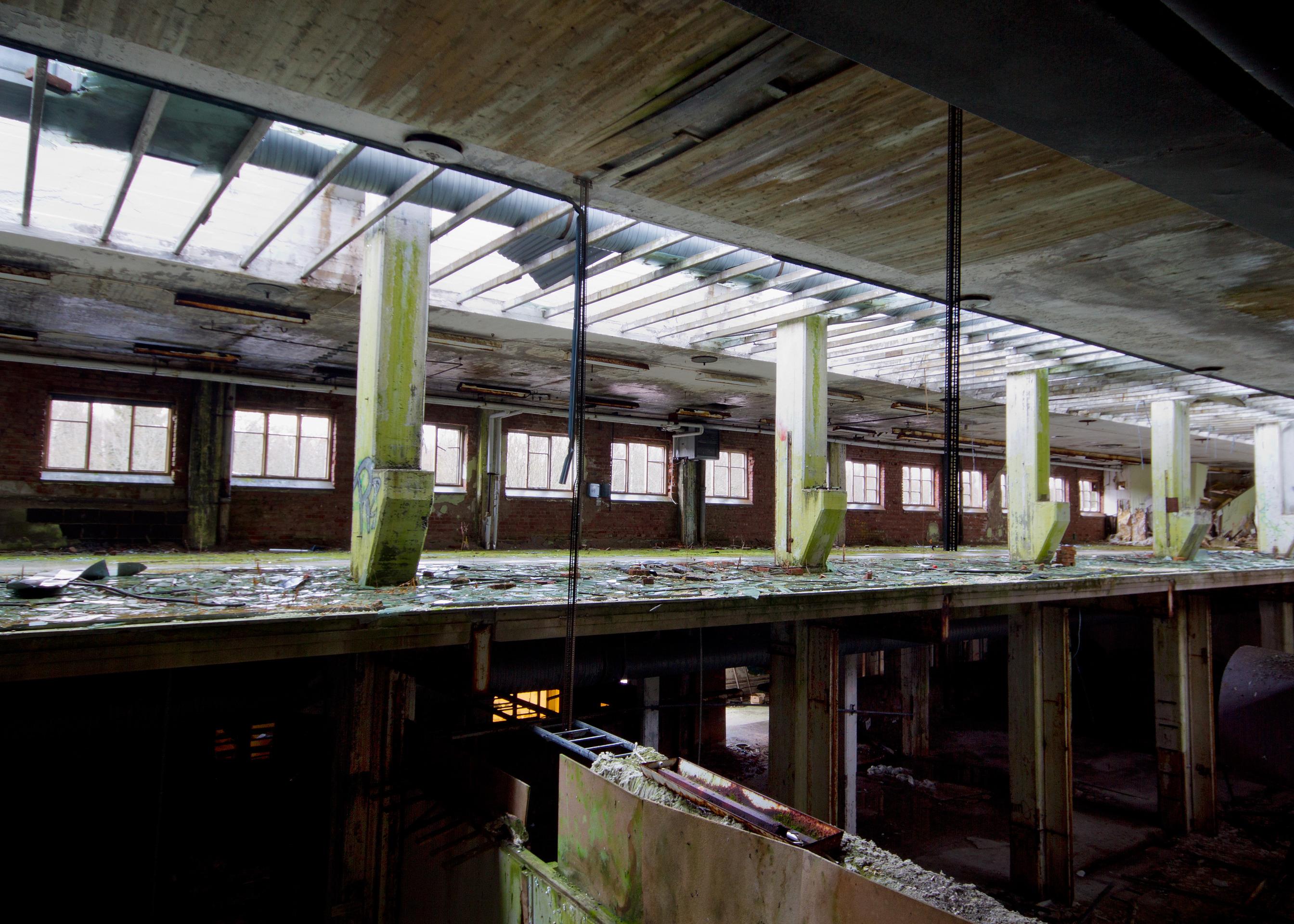 Detroit krok upp barer