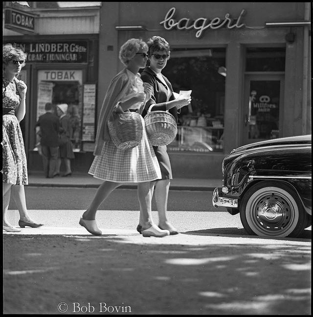 Bildresultat för flickor på 1950 talet