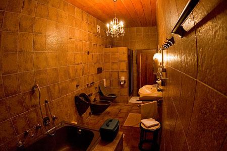 Kristallkrona badrum