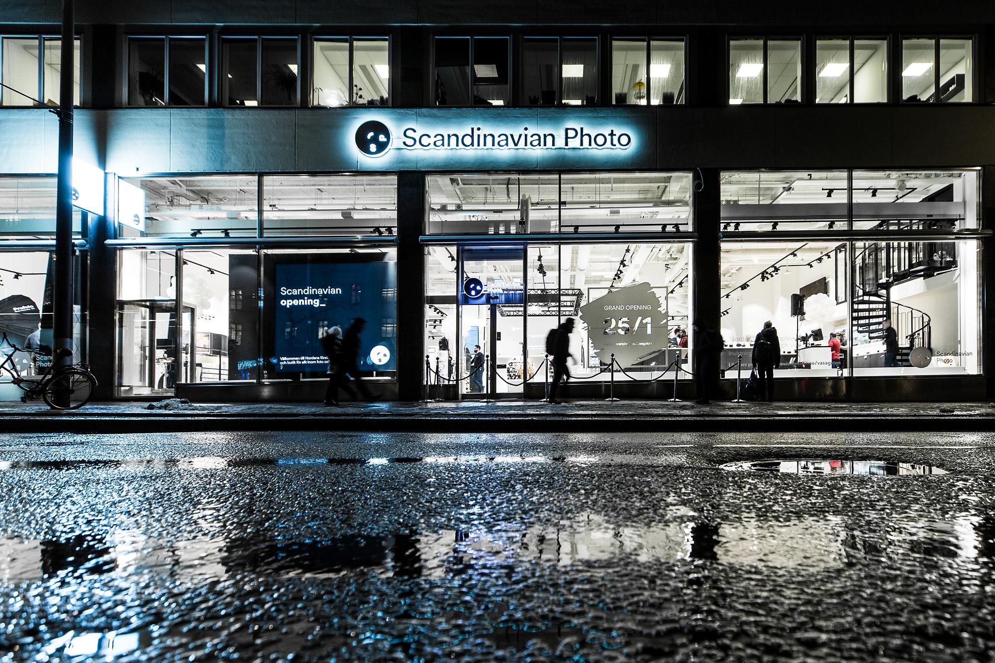 Scandinavian Photo tar kontroll over sin forsyningskjede med RELEX