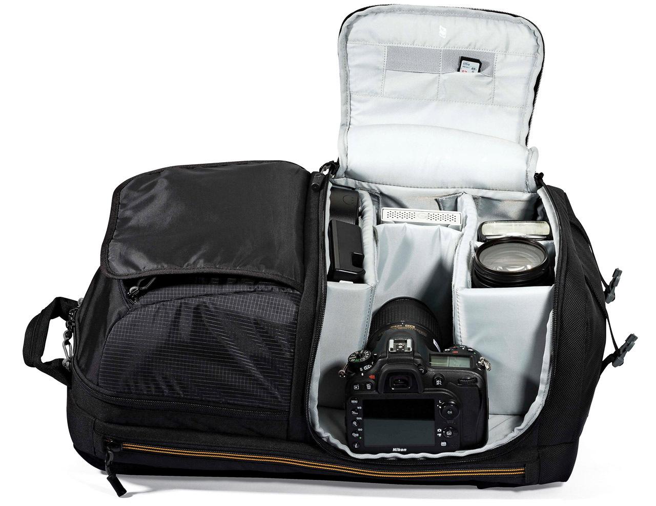 Smidig ryggsäck för resor Fotosidan