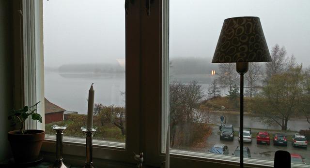 Utsikt från Margarets köksfönsterDSC_0592