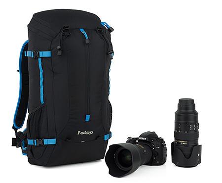 Lättare fotoryggsäck från F stop Fotosidan