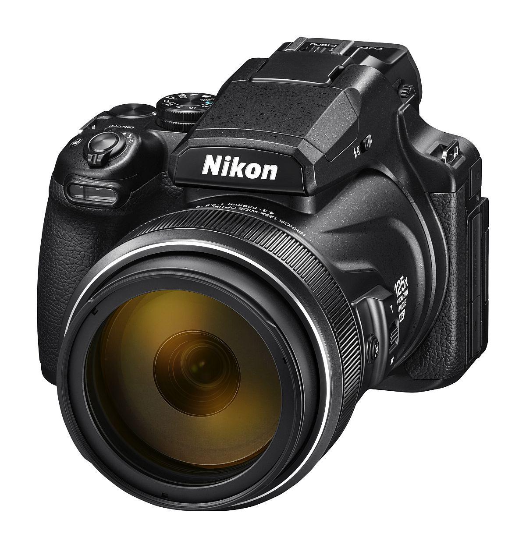 Nikon visar skarpa med ny modell