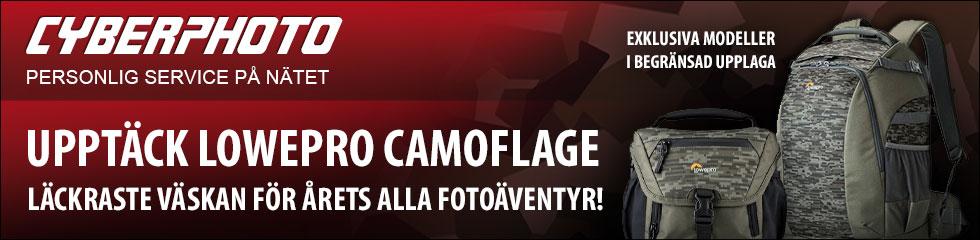 Cyberphoto - Lowepro Camo