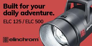 Elinchrom ELC 125 - ELC 500 studioblixtar