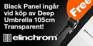 Elinchrom Deep Umbrella Promotion