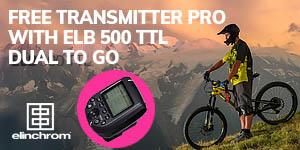 Elinchrom ELB 500 TTL Dual To Go - Free Transmitter Pro