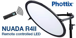 Phottix Nuada R4 II LED-Panel