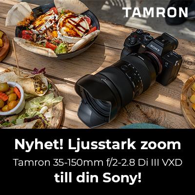 Tamron till Sony - Scandinavian Photo